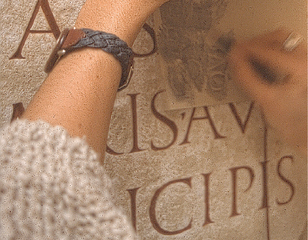 Fig. 5 — Roman Capital Letters